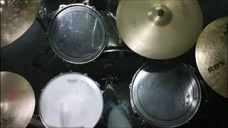 ドラえもん♩160→♩120/星野源 【ドラム】 スローテンポ