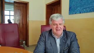Gli auguri di buona Pasqua dal sindaco Angelo Sbrocca