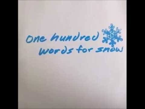 one hundred words for snow - closure at terminal 14