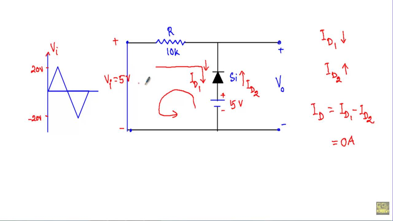 Clipper Circuit - Example 7