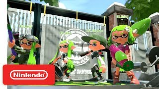 2017 Splatoon 2 World Inkling Invitational - Semifinal 1: Japan vs Europe - Nintendo E3 2017