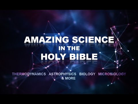 Amazing Science in The Holy Bible (Balazs Toth)