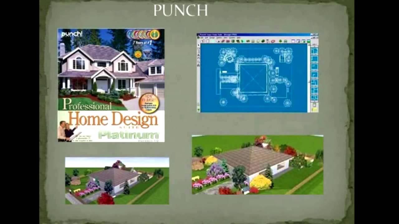Ландшафтный дизайн. Обзор программ
