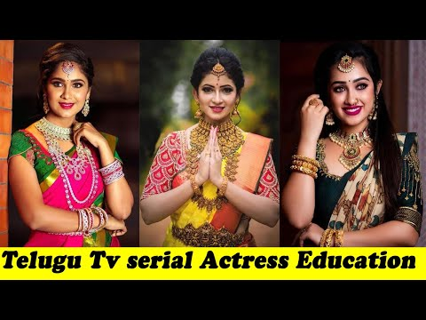 Shocking Education of Telugu Tv Serial Actress|Premi,Varsha,Madhumitha,Aishwarya,Priyankajain
