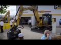 New Generation Mini Excavators Highlight Versatility and Innovation| CONEXPO-CON/AGG 2017