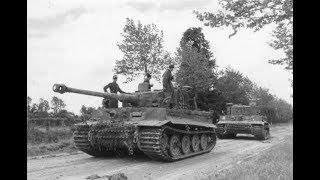 """Panzer Front BIS - Exam Missions - """"Тигры"""" на перекрёстке"""
