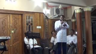 Angady Shalem IPC Church Convention 2015 2nd day Pr Shemeer Kollam