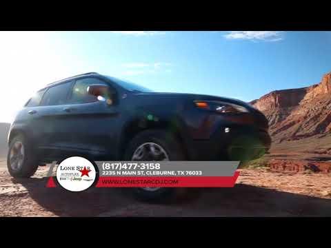 2018 Jeep Cherokee Everman TX | Jeep Cherokee Dealership Everman TX