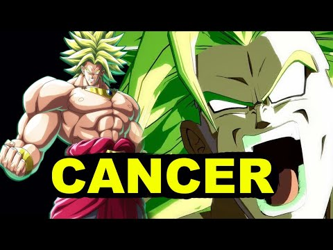 Z Broly is CANCER - Dragon Ball FighterZ |