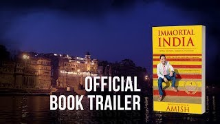 Immortal India | Official Trailer | Amish | Book Out Now