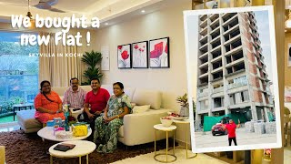 We bought a new Flat, Kochi's First Skyvilla Project