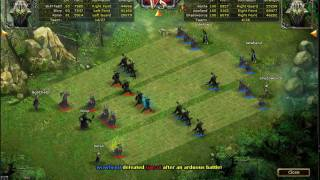 Call of Gods - Alliance War - Scourge vs. Bamboo