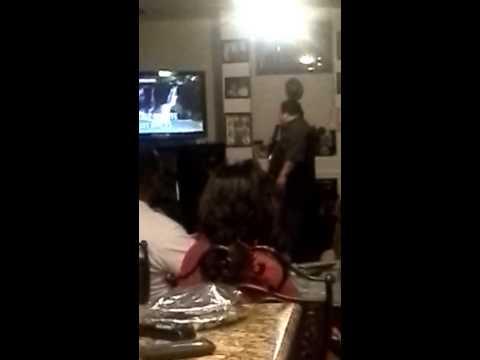 Labor day 2014 family karaoke(4)