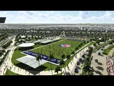 Carson Stadium Design Video SD