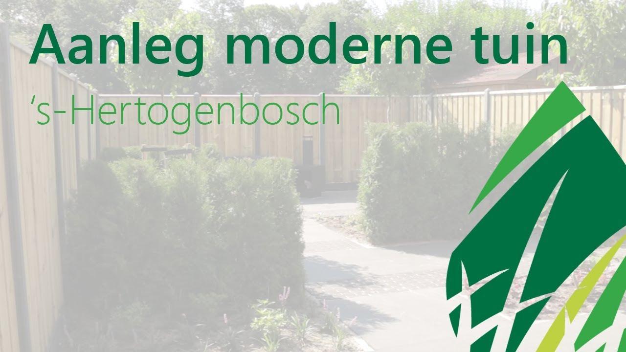 Tuinontwerp den bosch   gras en groen hoveniers!