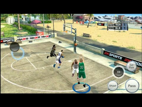 HOW TO DO ALLEY OOP | NBA2K18 IOS/ANDROID