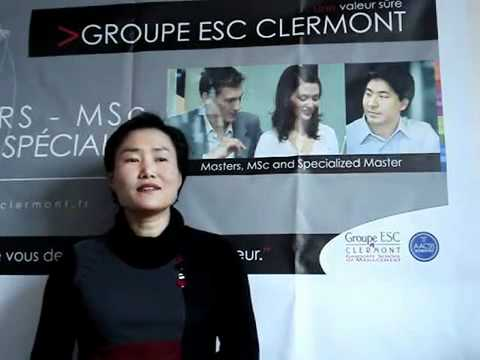 Study Finance & Auditing at Groupe ESC Clermont