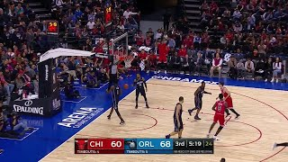3rd Quarter, One Box Video: Orlando Magic vs. Chicago Bulls