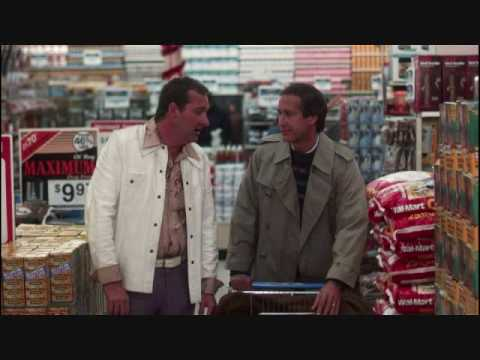 National Lampoon S Christmas Vacation Song Youtube