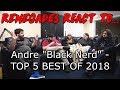 """Renegades React to... Andre """"Black Nerd"""" - BEST OF 2018 (Movies, Games, Geek) - Black Nerd Rants"""