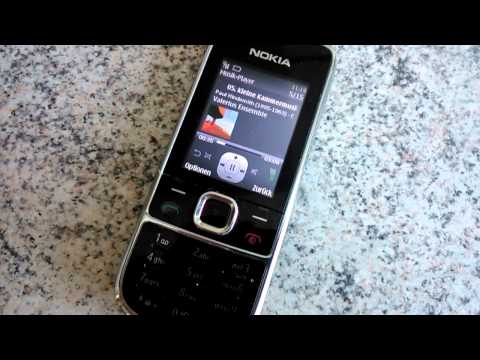 Nokia 2700classic - mp3