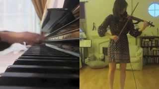 All Of Me- John Legend(Violin/Piano Cover)