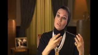 HH Sheikha Moza on Qatar Science and Technology Park