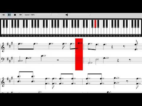 Bring Me The Horizon Drown Sheet Music Piano Tutorial How To