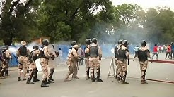 Hati : une manifestation antigouvernementale vire  l'affrontement avec les forces de l'ordre