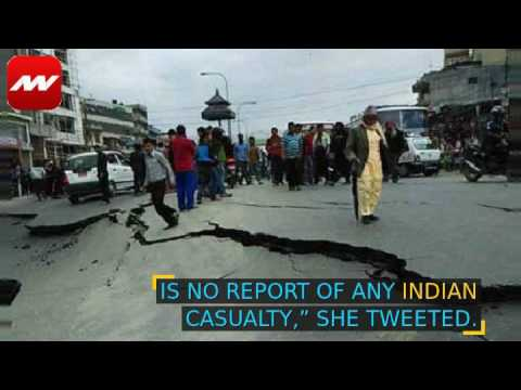 Italy Earthquake News Update: Death toll rises to 247, no Indian casualty; MEA Sushma Swaraj