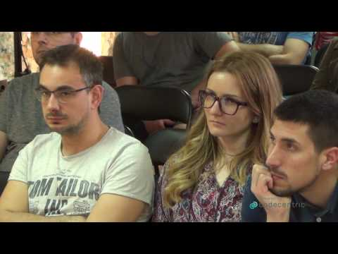 Teal Organizations by Sandro Mancuso, Coding Serbia Meetup 2017