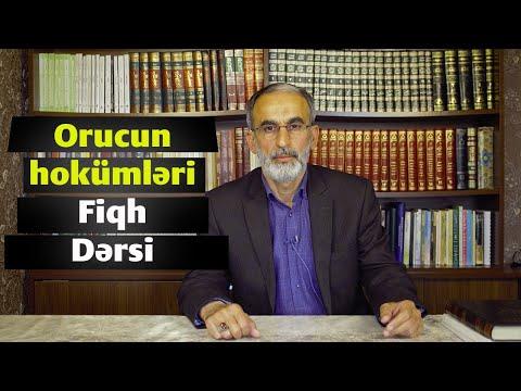 İşi səfərdə olan adamın orucu Hacı Əhliman Rüstəmov