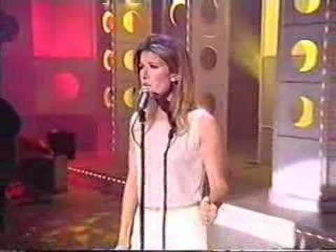 Celine Dion The Reason live @ The Lottery Show