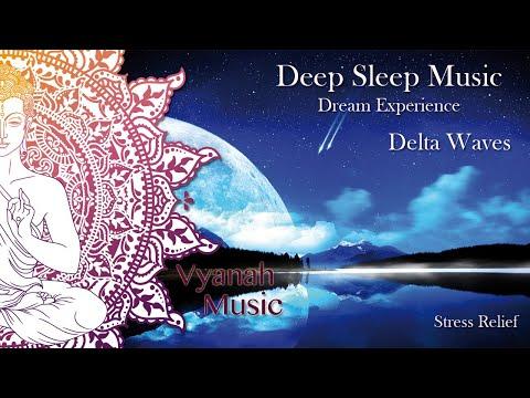 8 Hour Deep Sleep Music Meditation: Delta Waves Deep Sleep, Relaxing Music, Calming Music