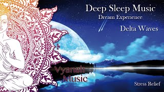 8 Hour Deep Sleep Music Meditation: Delta Waves Deep Sleep, Relaxing Music, Calming Music