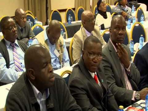 Botswana Railways Consultative Forum - Jindal Botswana