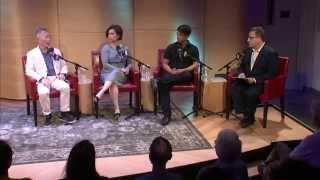 INSIDE LOOK: George Takei, Lea Salonga & Telly Leung talk Allegiance