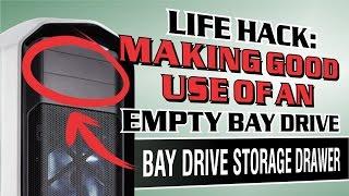 Bay Drive Storage Drawer