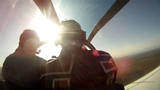 видео пилотирование самолета