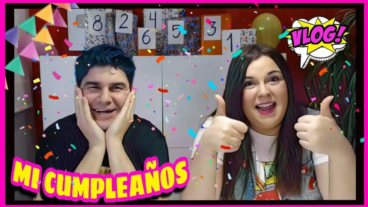 ABRIENDO MIS REGALOS DE CUMPLEAÑOS !!! 🎁 Fiesta de Cumpleaños de Chiqui en VLOG Retos Divertidos