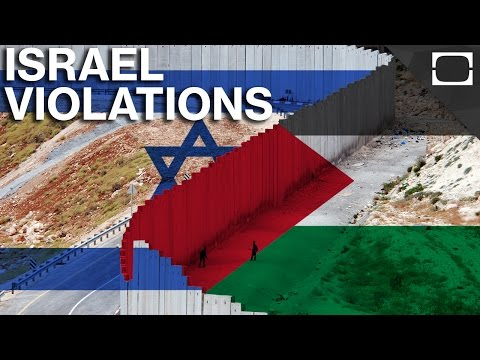 What Are Israel's Violations Of International Law?