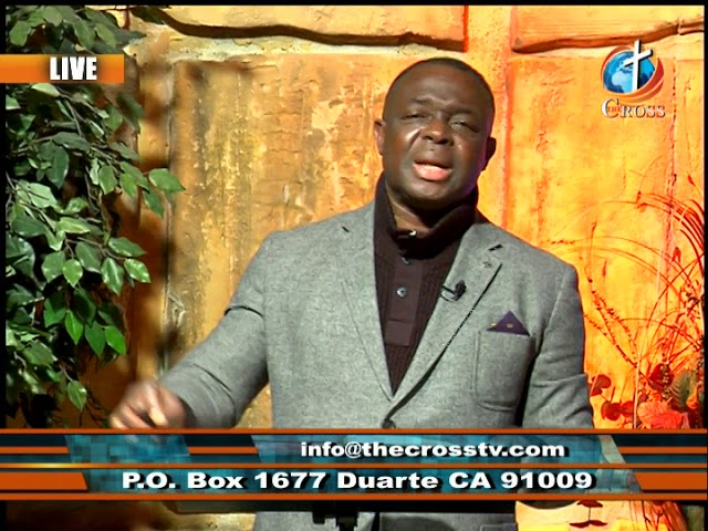 Anointing with Apostle Vincent Akosah 02-04-2019