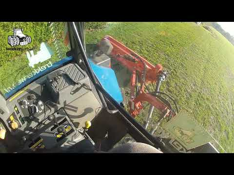 Ford 7840 SLE Boxer AGF 220 Pro POV (Point Of View) video