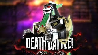 Tommy Summons Dragonzord into DEATH BATTLE!
