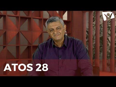 REAVIVADOS POR SUA PALAVRA | ATOS 28| 22 de Maio