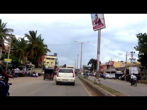 Ranibennur city exit