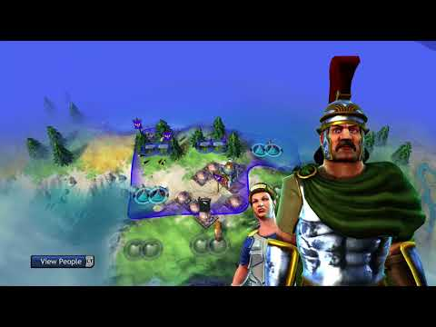 Civilization Revolution - How To Win Every Time!