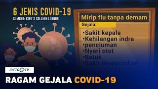 Ragam Gejala Covid-19