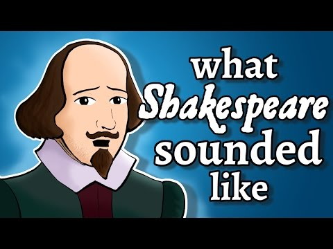What Shakespeare's English
