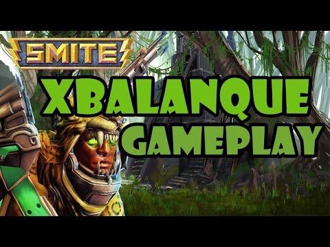 видео: smite Шбаланке xbalanque arena